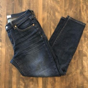 Gap Best Girlfriend Jeans
